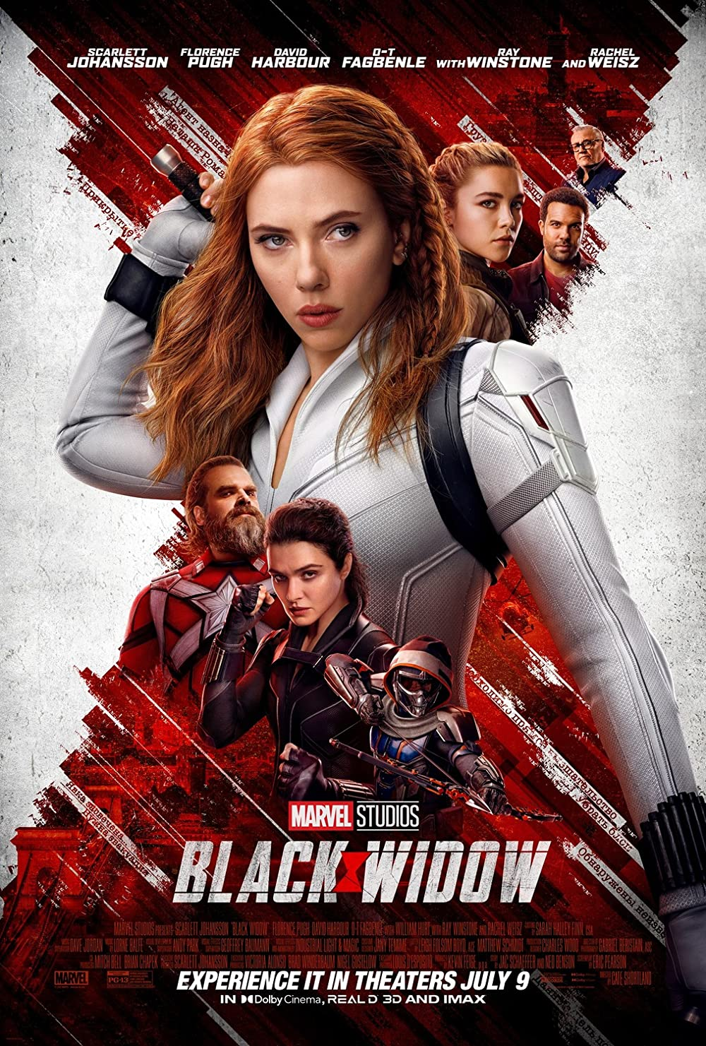 Summer of Cinema: Black Widow