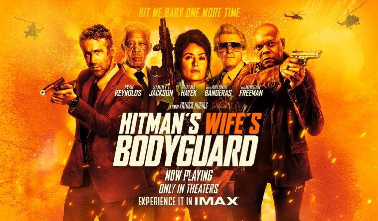 Summer of Cinema: The Hitman's Wife's Bodyguard
