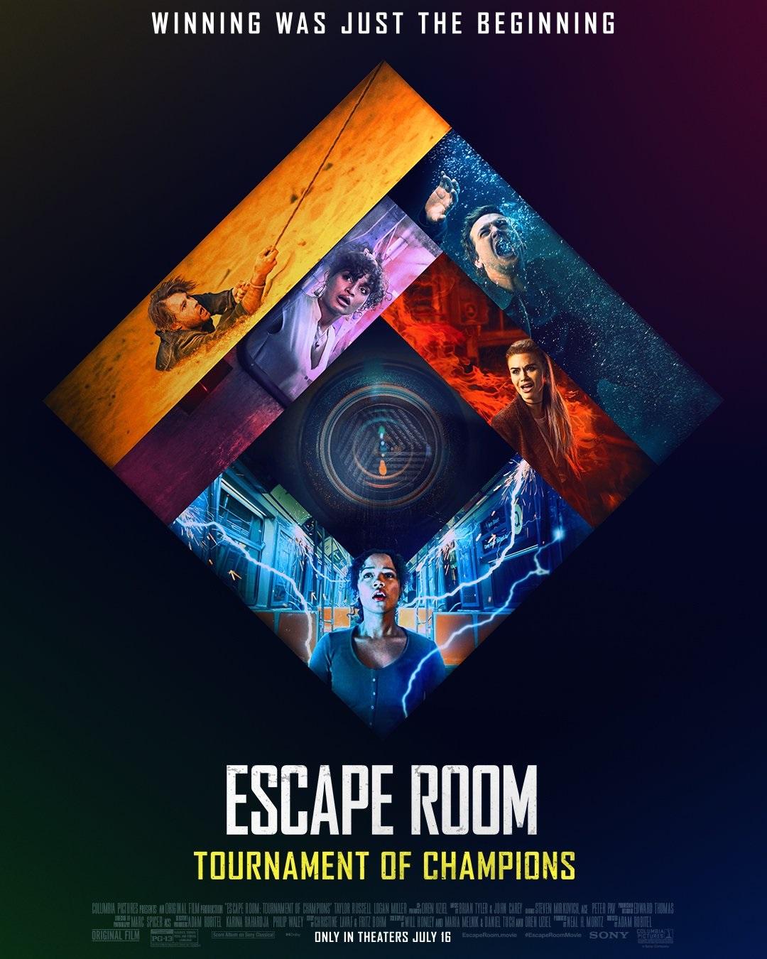 Summer of Cinema: Escape Room: Tournament of Champions